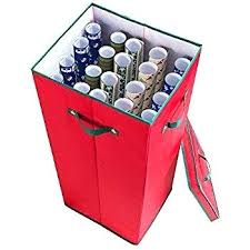 Wrapping Paper Container Gift Wrap Storage Household Essentials  Rubbermaid T83