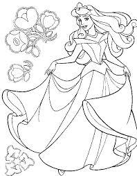 Miglior Collezione Le Principesse Da Colorare E Stampare Disegni