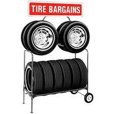 Alloy Wheel Display Stand AA TwoWay Tire Display Rack All Tire Supply LLC 65