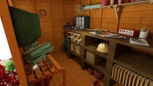 Attractive Tips On Organizing Your Garden Shed