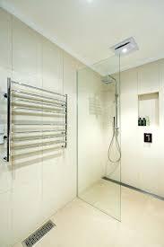 shower door towel bar awe showers home interior bars rack replacement