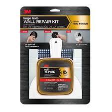 large hole wall repair kit