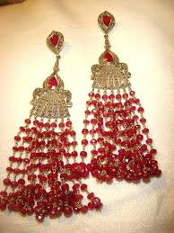 ruby red chandelier ruby white gold pearl chandelier earrings ruby red icicle chandelier picture concept chandelier earrings
