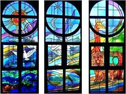 stained glass window designs geometric stain windows simple design
