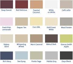 Leviton Device Color Chart