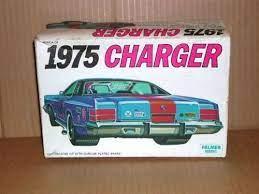 Palmer Hobbies 1975 Dodge Charger Kit Dodge Charger Model Kit Charger