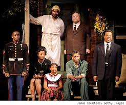 denzel in fences performing gents