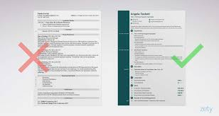 Simple Resume Templates 11 Examples To Download Easy Resume