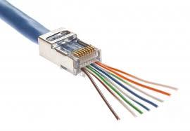 similiar cat 6 shielded cable connection tools keywords platinum tools ez rj45 shielded internal ground for cat5e cat6