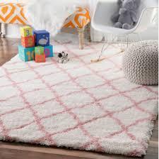 area rugs for girls room teen girl bedroom rug baby nursery plush 4 x