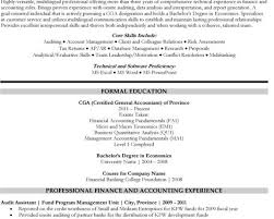 General accountant application letter Resume Objective Examples Accounting Assistant Accounting Clerk General  Clerical Experience Office Clerk Resume Professional