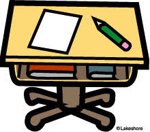 clean student desk clipart. Simple Clean Classroom Desk Clipart Inside Clean Student Desk Clipart P