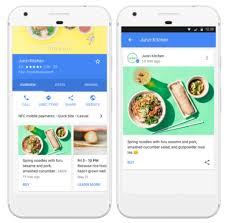 Google Phone Listing Introducing Posts And More In Google My Business Api V4