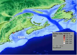series maps alsi time series maps the wahle lab university of maine