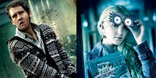 what happened to the main harry potter characters after deathly  neville longbottom became herbology teacher at hogwarts while luna lovegood catalogued exotic creatures
