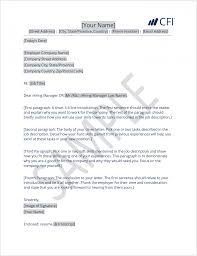 Microsoft Office Example Body Of Letter Financial Aid Letters Types Application