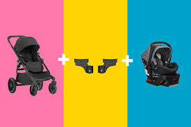 infant car seat and stroller patibility
