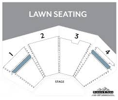 Ford Amphitheater Seating Chart About