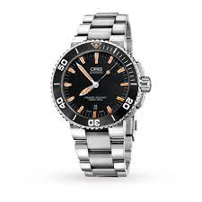 oris divers automatic mens watch luxury watches watches oris divers automatic mens watch