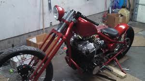 custom bobber motorcycle frames.  Frames 1978 Honda CB750 Custom Rigid Frame Intended Bobber Motorcycle Frames L