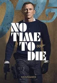No Time To Die (2021) movie at MovieScore™