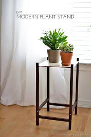 106 best plant stand plans images on plant tables