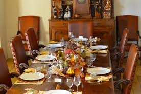 Dining Room Table Setting Centerpiece Ideas For Dining Room Table 6 Thanksgiving Table
