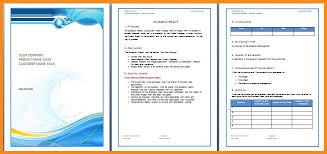 Odr2017 8 Template Free Download Word