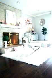 faux fur area rug 5x7 white faux sheepskin rug white faux fur area rug faux fur