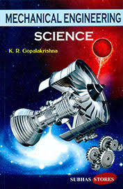 Mechanical Engineering Textbooks Buy Mechanical Engineering Science For 1 2 Sem Diploma Book Kr