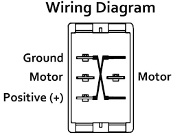 jr products 12385 rv slide out momentary switch white RV Slide Out Wire Guide Slide Out Switch Wiring Diagram #13