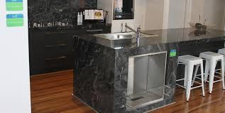 granite kitchen black forest