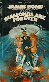 rmcginnis diamonds are forever paperback