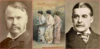 「The Mikado, 1885」の画像検索結果