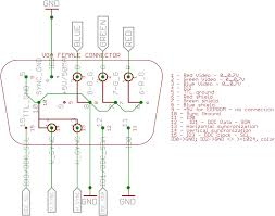vga wire diagram vga image wiring diagram 15 pin wire diagram 15 wiring diagrams on vga wire diagram