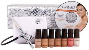 enter to win a new luminess airbrush makeup kit really simple entry