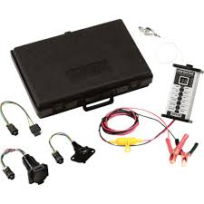 advantage exclusive hopkins towing solutions tow doctor trailer side test unit for trailer lights