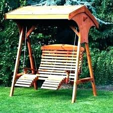 patio swings with canopy post outdoor swing bench replacement top canada patio swings with canopy