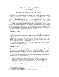 example of essay story okl mindsprout co example of essay story