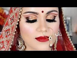 full hd dark skin bridal makeup step by