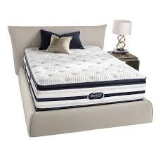 beautyrest mattress pillow top. Beautyrest Recharge Reynaldo Plush Pillow Top Queen-size Mattress Set