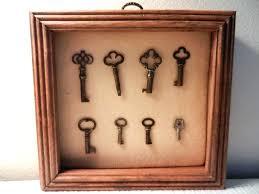 antique wall decor skeleton key wall decor turn a random skeleton key or key set along