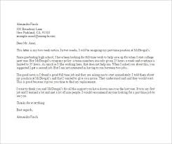 writing a letter of resignation allnight letter of   writing essay probationary period letter template image gallery letter of resignation samples 2016