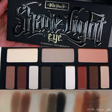 Kat Hon B Shade Light Eye Review Swatches And Makeup Looks Using The New Kat Von D