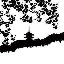3月 イラスト 白黒 花の検索結果 Yahoo検索画像
