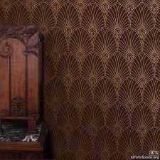 bradbury art deco wallpaper