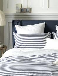 nautical navy stripe bedding at secret linen navy stripe duvet cover navy stripe double duvet cover