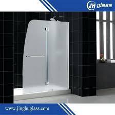 amazing shower door coating sliding shower door with double side easy clean coating shower door protective