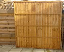 forest wooden garden lap fence panels overlap fencing panel 6ft 4ft