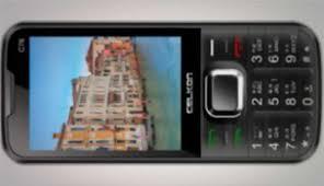 Celkon C76 feature phone with multi ...